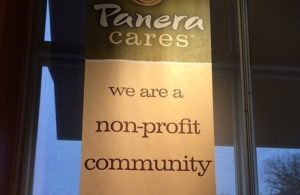 'Pay what you can afford' runs Panera out of bread