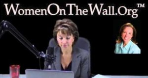 WomenOnTheWall.org Appeals To President Trump About 'Medicalization of Our Schools'