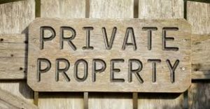 The growing assault on private property
