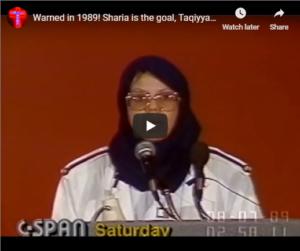 Long Range Process of Making All America Muslim – 1 min. Video