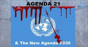 AGENDA 21/AGENDA 2030 THERE IS NO DIFFERENCE