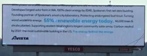 North Idaho, NO Carbon Emissions by 2027? Avista Says YES