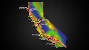 Is the BIG ONE coming? NASA aircraft flight pattern along San Andreas Fault rings alarm bells among observers