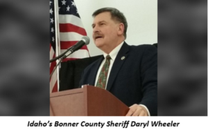 Bonner County Sheriff Goes After City of Sandpoint for Illegal Gun Ban!