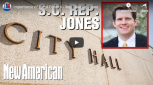 Importance of Local Control - Rep. Stewart Jones