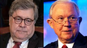 Is AG Barr another Jeff Sessions?
