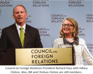 The Council on Foreign Relations: the Deep State's Leaders 'In their Own Words'