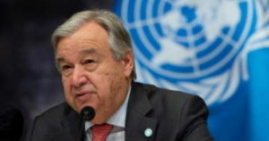 "UN Boss: Use ""Climate Action"" to ""Transform World"""