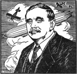 H.G. Wells and the New Republic - NWO