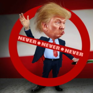 "Beware of the ""Never Trumpers""!"