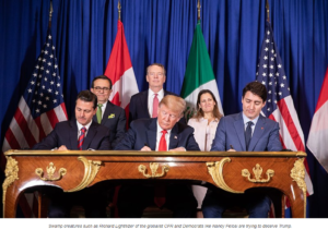 Democrats Packed USMCA With MORE Globalist Garbage