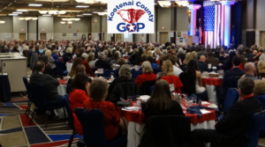 2020 GOP Lincoln Day Dinner was Record Setting