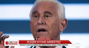 President Trump: End The Persecution Of Roger Stone With An Immediate Pardon