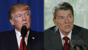 Trump Just Became Reagan