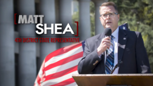 Washington Representative Matt Shea's 2020 Session - Week 4 Update