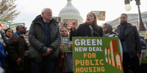GREEN NEW DEAL IS AGENDA 21: THE GROWING DRIVE TO MAKE IT LAW