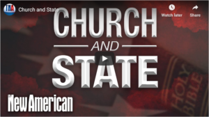'Church and State' Media Broadcasted from Spokane Interviewed by Dr. Duke Pesta