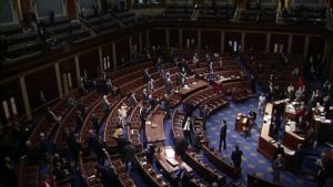 Congress Passed Relief Bill Before Pandemic Started