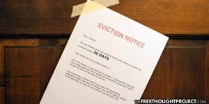After State Killed 275k Jobs Over COVID-19, Sheriff Now Evicting Residents Who Can't Pay