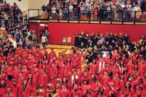 Idaho: Minico High School plans group graduation despite governor's order limiting events