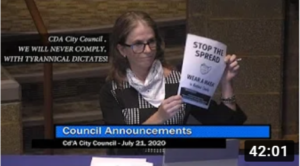 Coeur d'Alene City Council issue special meeting to mandate masks