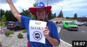 Trespassed: Kootenai County Courthouse & county vote on mandatory masks