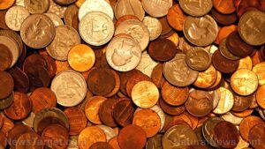 Is the U.S. Treasury trying to END currency by taking change out of circulation?