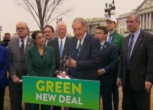 The coming man-made misery if the Green New Deal is enacted