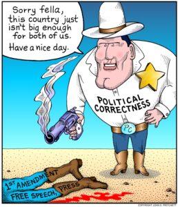 Political Correctness Run Amok