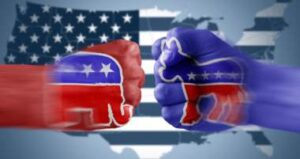 Playing Democrats' Own Game, Republicans Propose Bill Banning Democrat Party