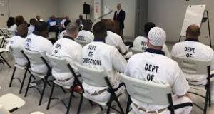 RE-ENTRY FACILITY PUBLIC HEARING