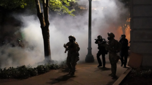Why Portland is the center of the demonic realm's attacks