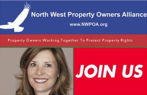 NWPOA's 7th AnnualDinner & Auction Sept. 12th - 6-9pm