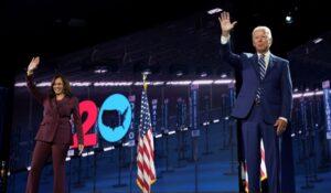 The Democratic Convention Skipped over the Biden–Harris Agenda
