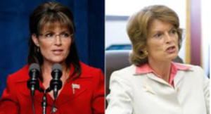 Sarah Palin Threatens Lisa Murkowski Over Supreme Court Vote In Homemade Video