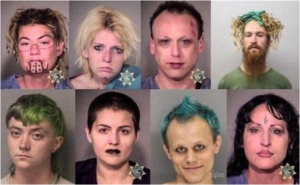 They want to hurt us, but first defund the police -meet Antifa