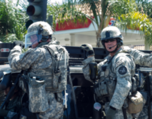 Does the Militarization of Police Cause More Violence?