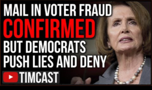 Mail-in Voter Fraud CONFIRMED But Democrats DENY and Lie Even As 1 Million Votes Compromised
