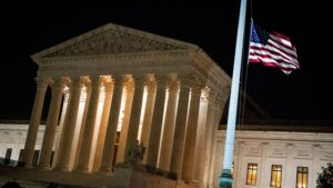 Replacing Justice Ginsburg: Politics, Not Precedent