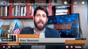 "Deep State Seeks ""League of Democracies"" for Globalism | Behind the Deep State"