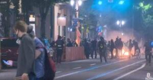 Portland Riots Continue: Leftist Democrat Politicians Frantic Over Public Backlash