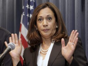 """Kamala Harris praises the rioting and looting, calls it """"marching"""" and states she has """"great optimism"""""""