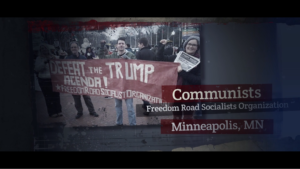 Communists Take Credit for Riots in Explosive Three Minute Video