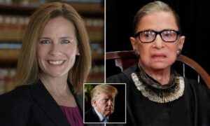 Judge Barrett Is The Answer To Ginsburg's Legacy Of Death