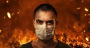 The CDC Admission: Mask Effectiveness up in Flames