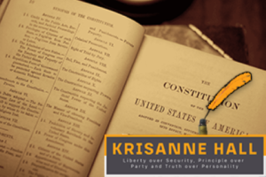 HAPPY CONSTITUTION DAY!  - Four Things You Need To Know About Our US Constitution