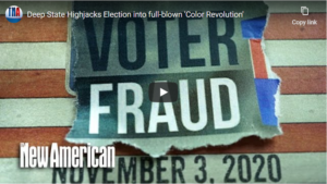 Deep State Highjacks Election into Full-Blown 'Color Revolution'