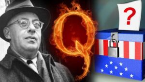 Blatantly Obvious Voter Fraud, Q, & The Alinsky Method
