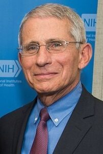 Report: Dr. Fauci Helped Create The Corona Virus In China