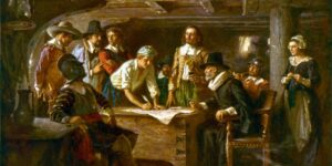The 400th Anniversary of the Signing of the Mayflower Compact Day